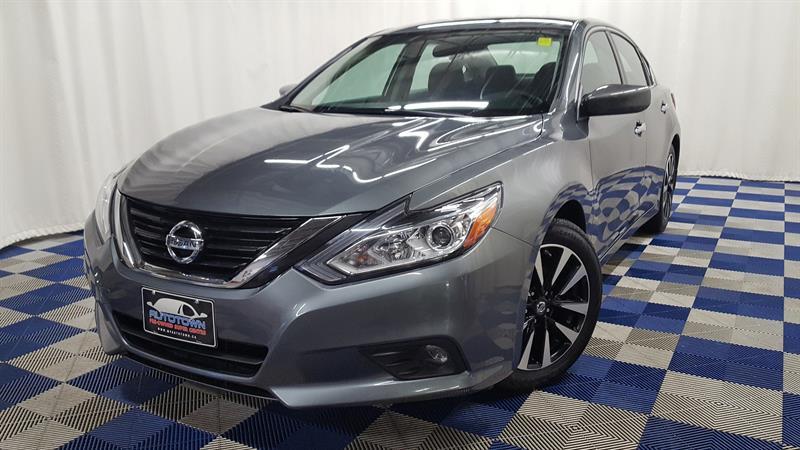 2018 Nissan Altima 2.5 SV/HTD STEERING/BACK UP CAM/LOW KMS #18NA78575