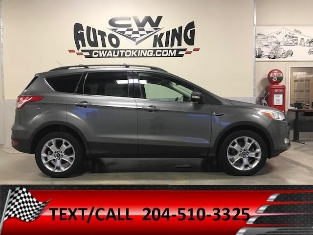 2013 Ford Escape SEL/Heated Leather / All Wheel Drive #20042338