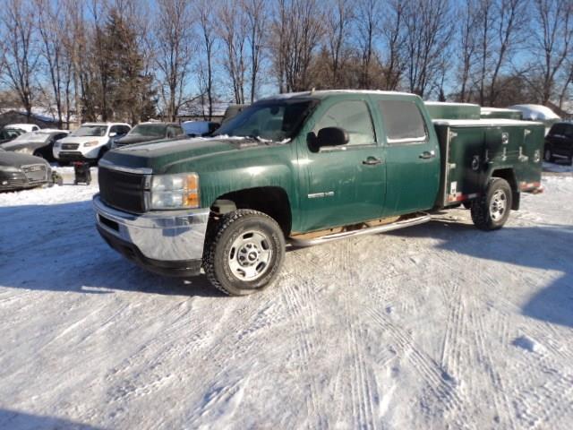 2012 Chevrolet Silverado 2500HD Service body truck 4x4