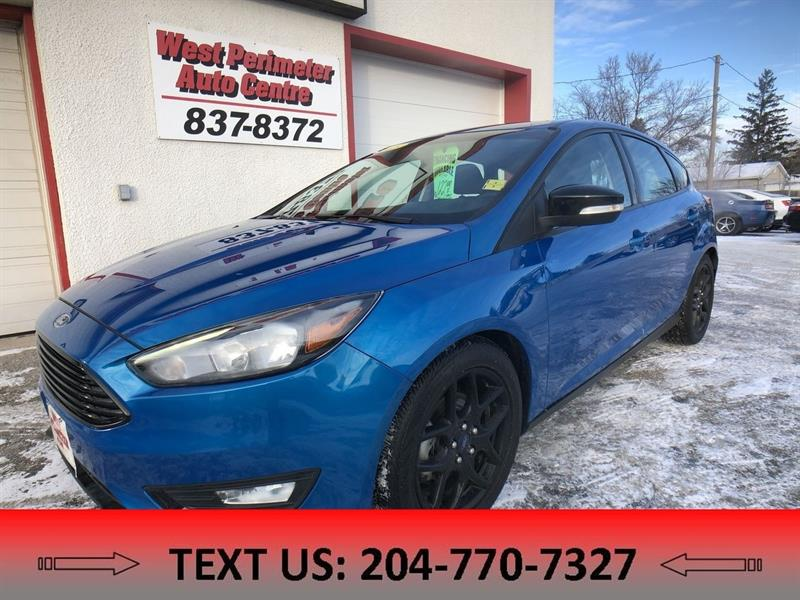 2015 Ford FOCUS SE, Heated seats, Back-up Camera #5411