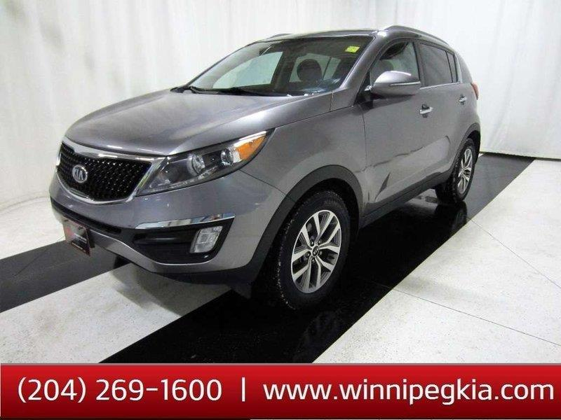 2014 Kia Sportage EX, HEATED SEATS, BACK UP CAMERA #18NI926A