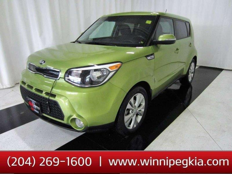 2016 Kia Soul EX AT HEATED SEATS, ALLOY WHEELS #16KS54645