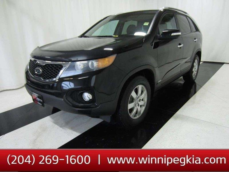 2012 Kia Sorento LX AWD, HEATED SEATS LOW MILEAGE #12KS09420