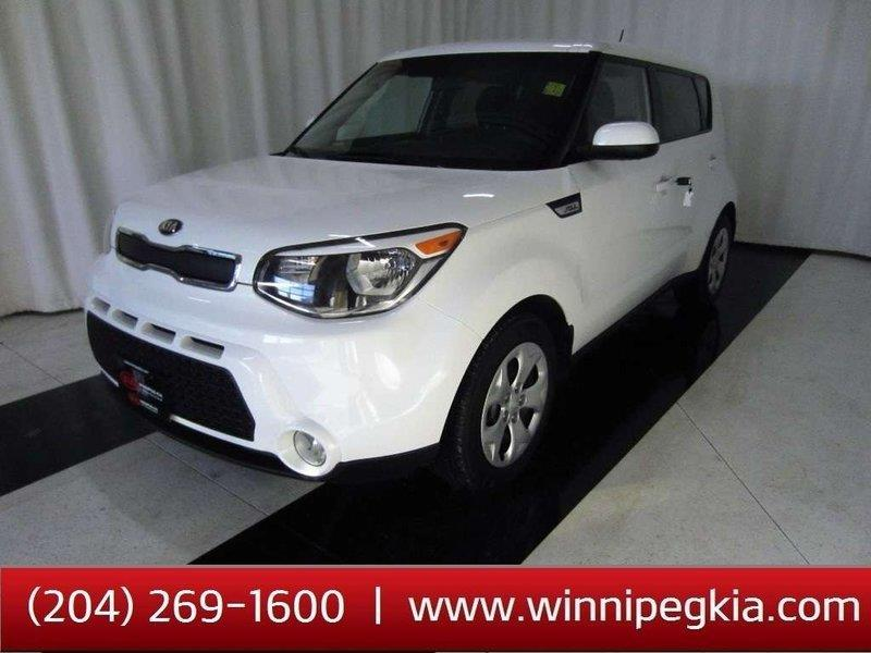 2016 Kia Soul (PS) LX AT #16KS37087