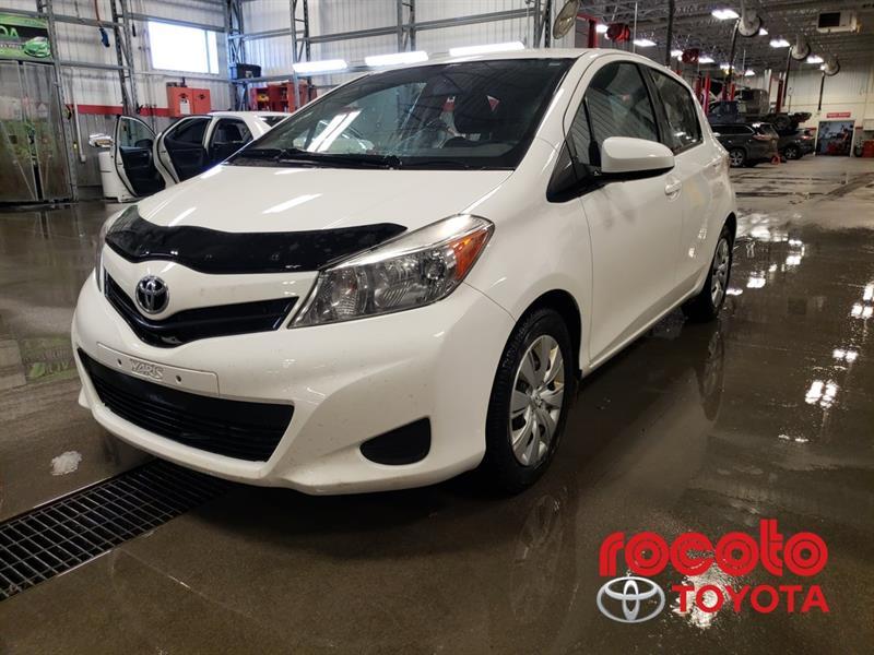 Toyota Yaris 2014 * LE * DIRECTION ASSISTÉE * #81157A-25