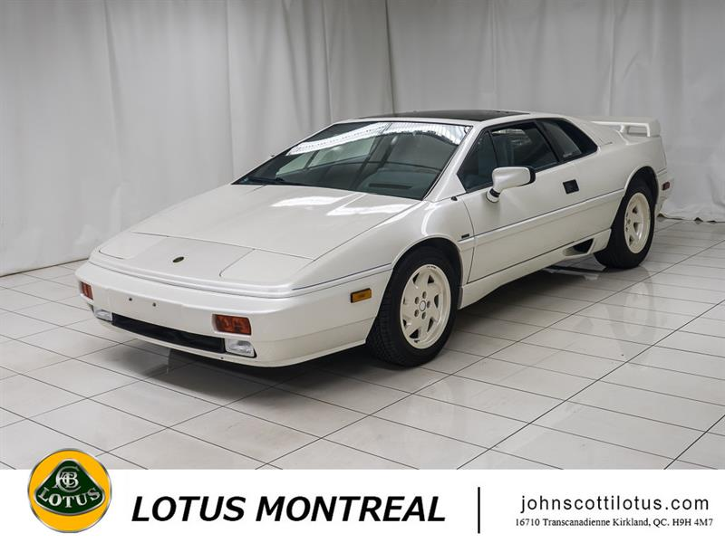 Lotus Esprit 1988 SE Turbo #P16057