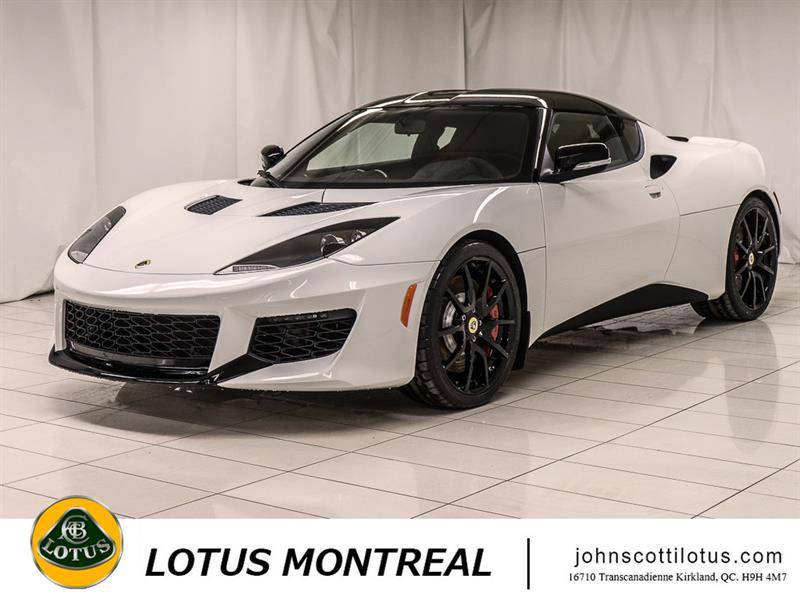 Lotus Evora 400 2018 2+2 #L1801