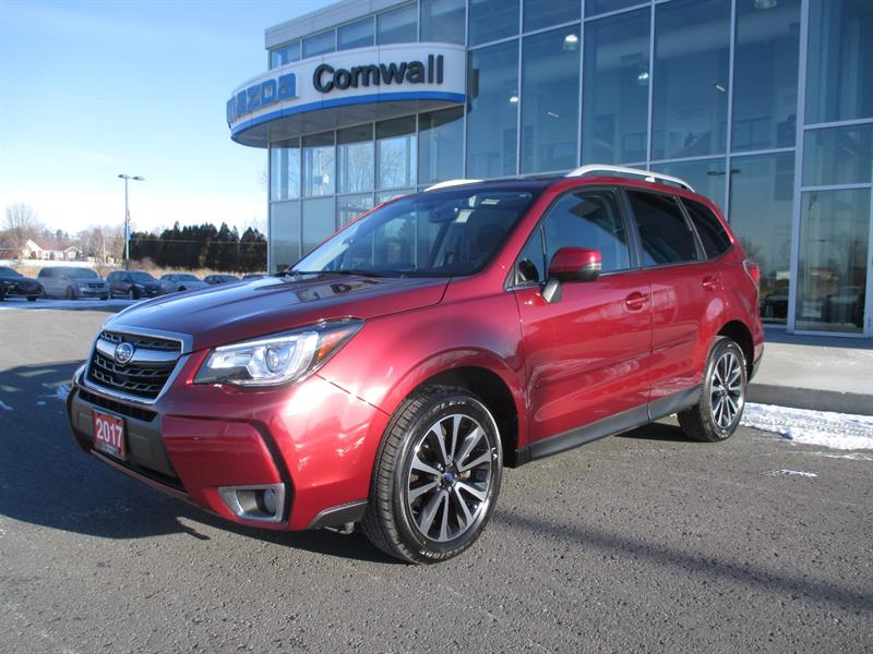 2017 Subaru Forester 2.0XT Touring #18-409A