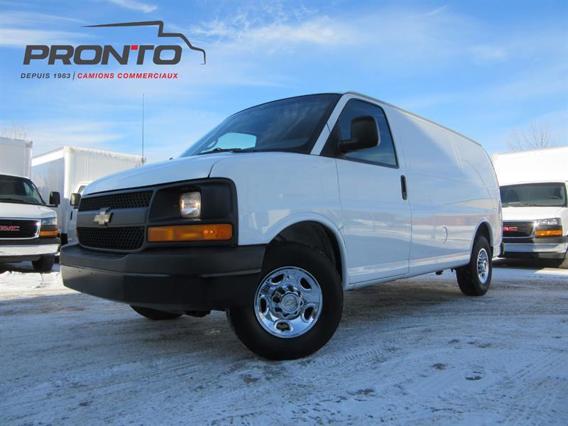 Chevrolet Express Cargo Van 2011 3500 ** Groupe electrique ** 4.8L vortec ** #1517