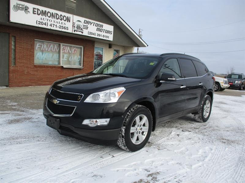 2012 Chevrolet Traverse AWD 4dr