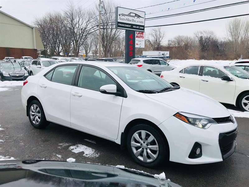 Toyota Corolla 2014 38$* par semaine/Financement #95246
