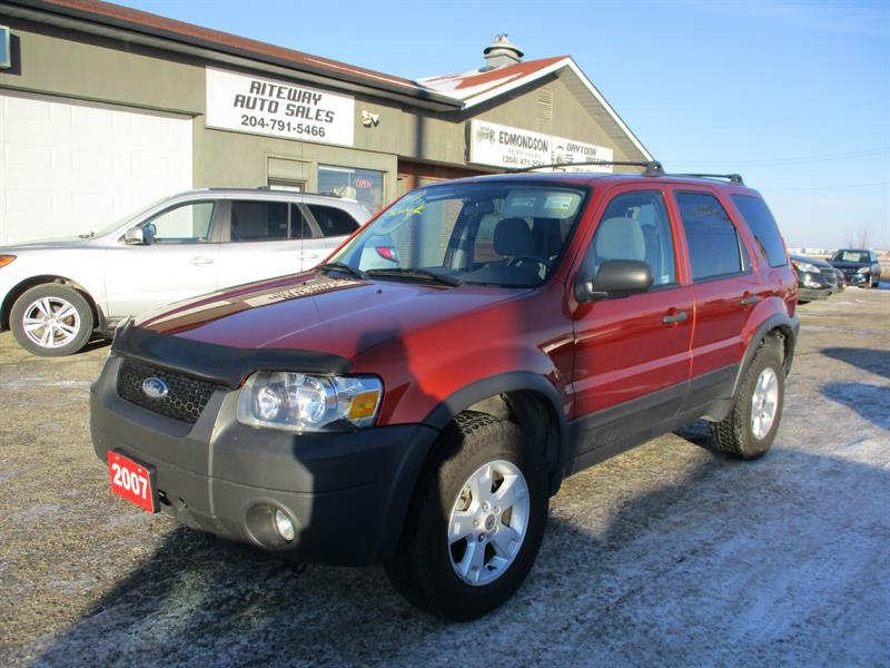 2007 Ford Escape XLT #1110