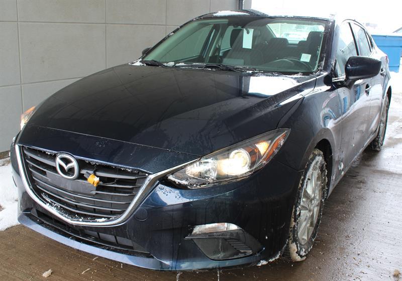 2016 Mazda MAZDA3 4dr Sdn GS #M255301