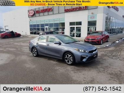 2019 Kia Forte Sedan EX Auto - All-New for 2019 #92001