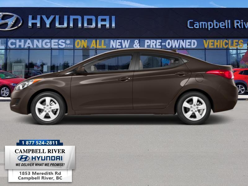 2013 Hyundai Elantra ELANTRA GLS/LIMITED #F18241
