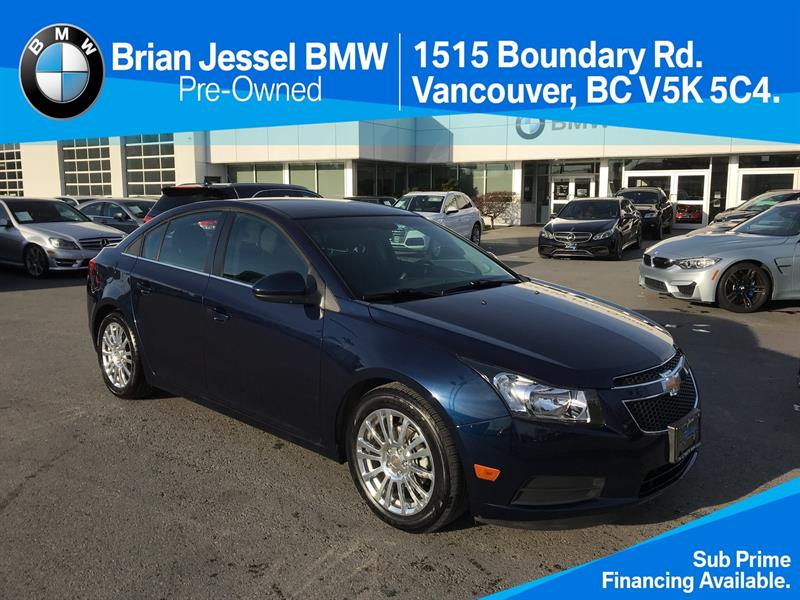 2011 Chevrolet Cruze Eco #BP661120