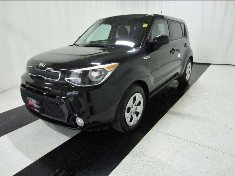 2016 Kia Soul LX, A/C, BLUETOOTH, POWER WINDOWS #16KS04092