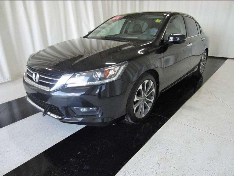 2015 Honda Accord Sedan Sport BACK UP CAMERA, HEATED SEATS #15HA10795