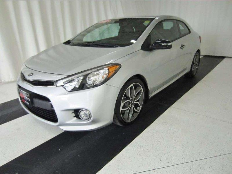 2016 Kia Forte Koup SX - Super Low KMs #16MR06550A