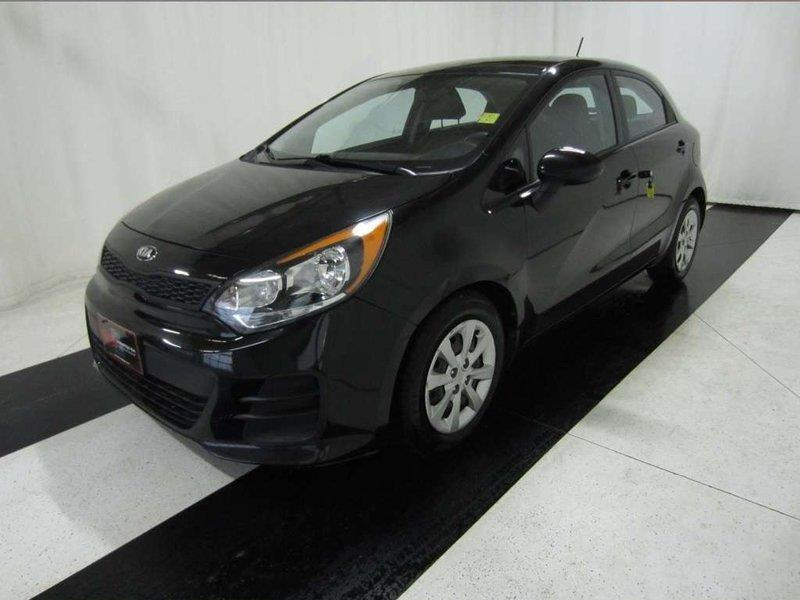 2016 Kia Rio 5DR LX+ AT, A/C Bluetooth #18KS41266A