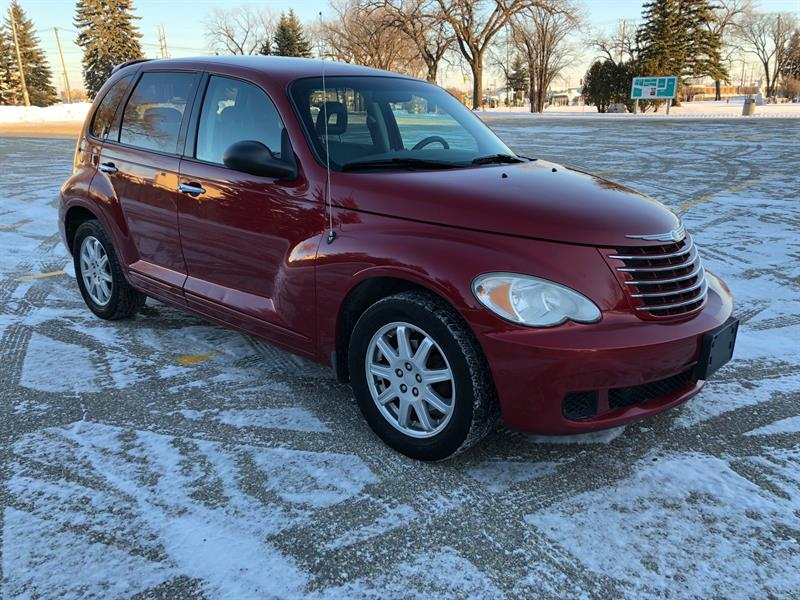 2007 Chrysler PT Cruiser Alloy wheels/ New Tires / Spoiler / Candy Red