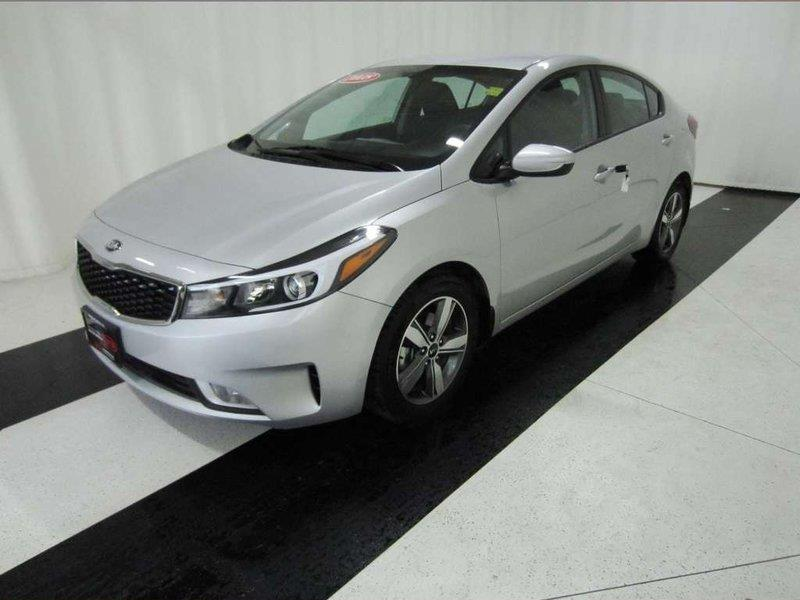 2018 Kia Forte LX BACK UP CAMERA, HEATED SEATS #18KF63928