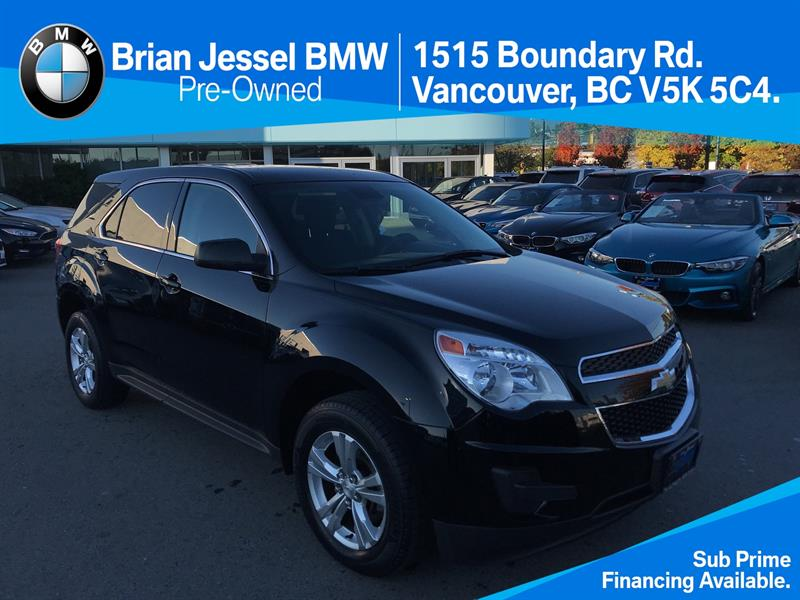 2013 Chevrolet Equinox LS AWD 1SA #BP714910