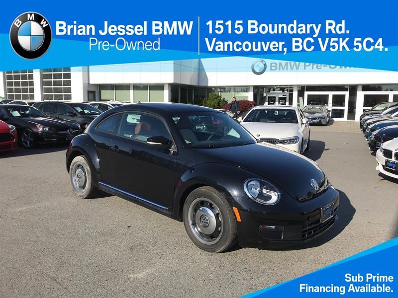 2016 Volkswagen Beetle Classic 1.8T 6sp at w/Tip #BP7272