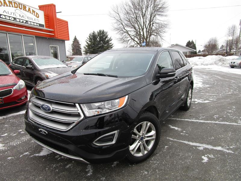 Ford EDGE 2017 4dr SEL AWD #2421A