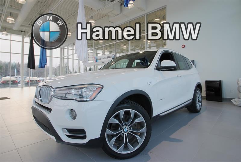 BMW X3 2015 AWD 4dr xDrive28d #u18-286