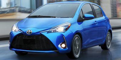 2018 Toyota Yaris 5DR HATCH SE #20380