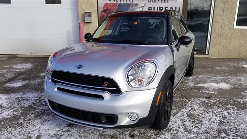 Mini Cooper Countryman 2015 S, ALL4 #6320