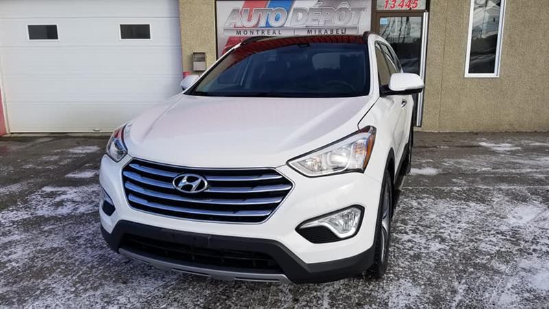 Hyundai SANTA FE XL 2015 LIMITED, AWD  #6313