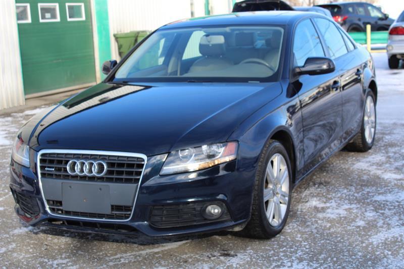 Audi A4 2011 4dr Sdn Auto quattro 2.0T Premium #PV6537