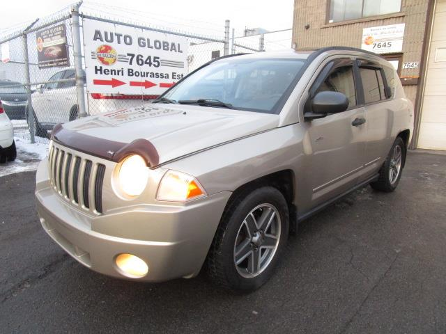 Jeep Compass 2009 4WD 4dr Rocky Mountain,NORTH-ÉDITION,TOIT OUVRANT, #18-1624