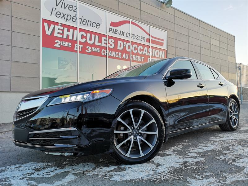 Acura TLX 2015 4dr Sdn SH-AWD V6+TOIT+CUIR+MAGS+WOW! #UD5030