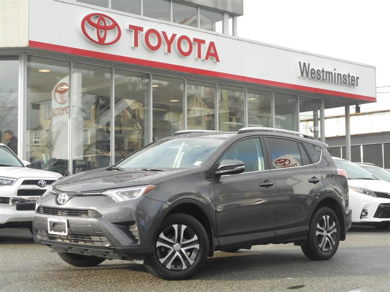 2016 Toyota RAV4 LE AWD Upgrade Package #P6749T