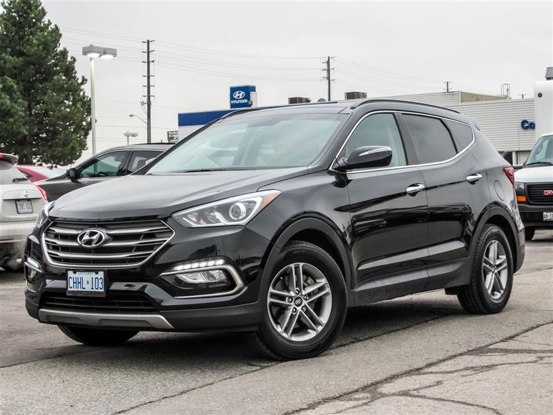 2018 Hyundai Santa Fe Sport #59470