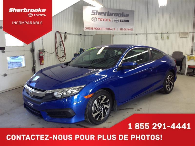 Honda Civic 2017 LX 2DR #U2789-1