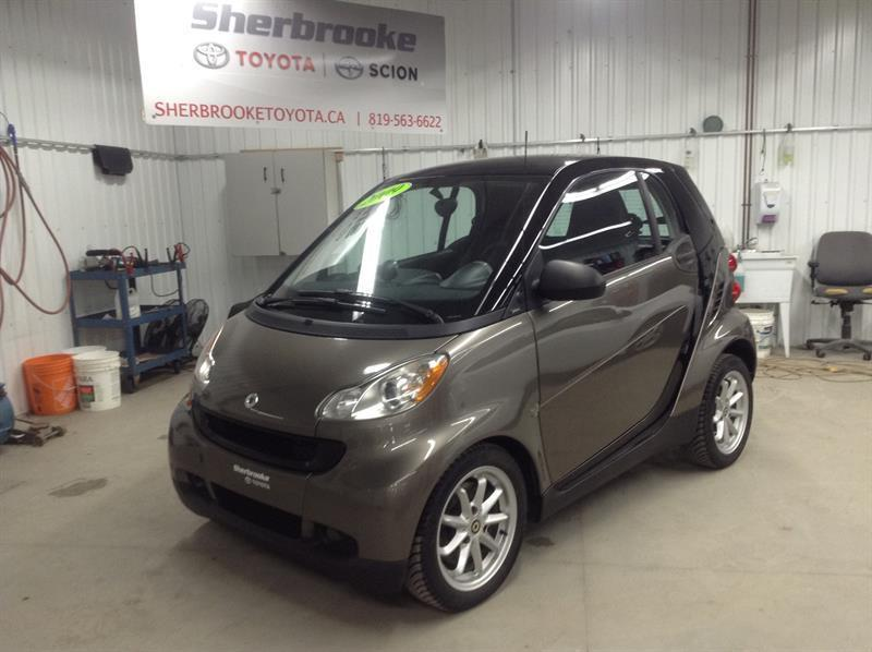 Smart fortwo 2009 2dr #81504-2