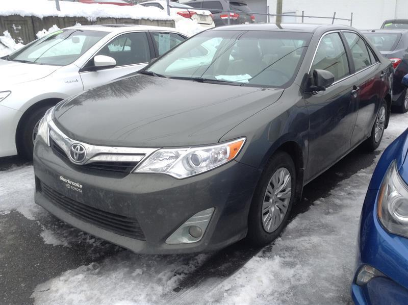 Toyota Camry 2014 LE #80568-1
