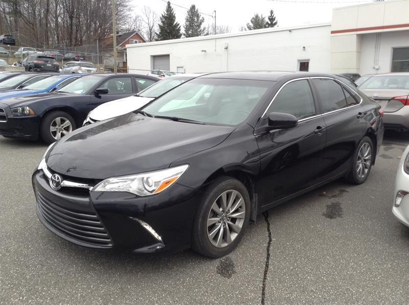 Toyota Camry 2015 XLE #81373-1