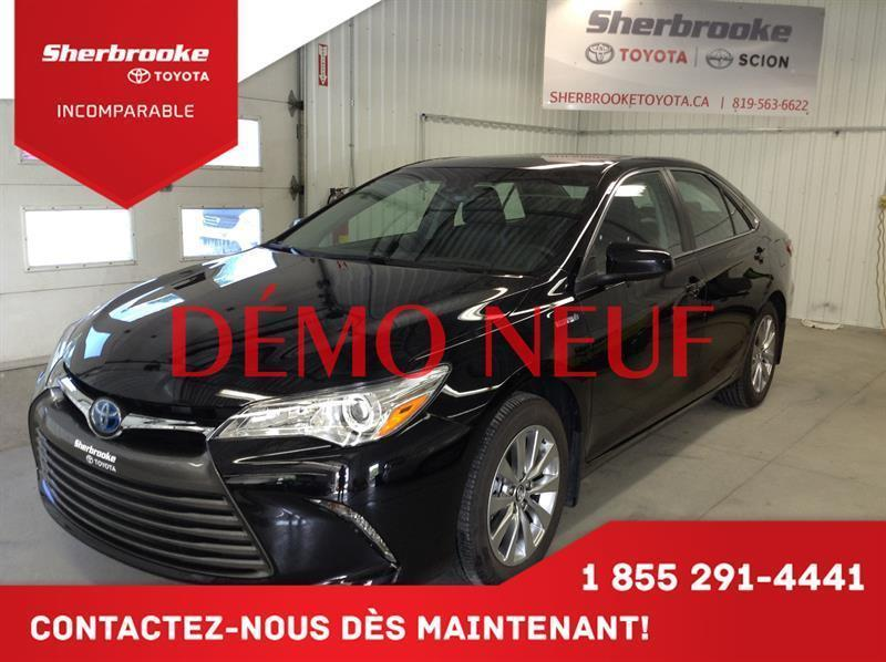 Toyota Camry 2017 XLE #70943