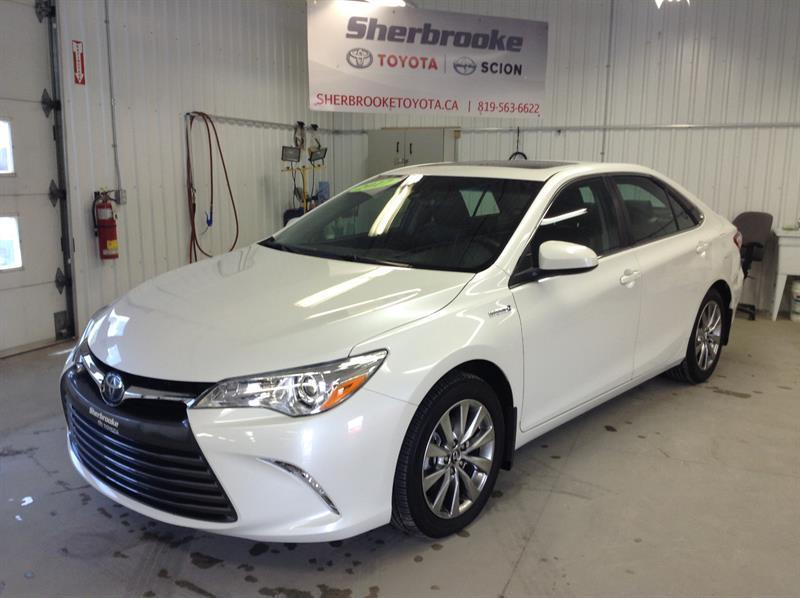 Toyota Camry 2017 XLE #70247