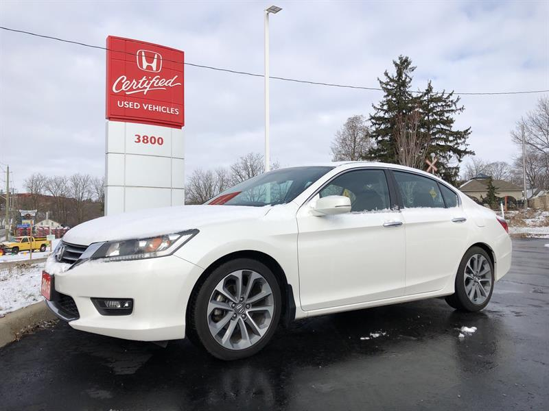 2015 Honda Accord Sedan Sport #UC1442
