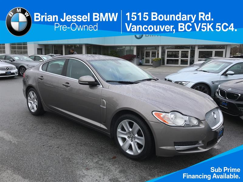 2010 Jaguar XF Luxury #BPS015
