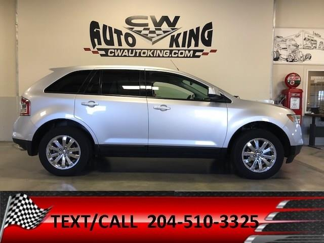 2010 Ford EDGE SEL / Leather / Low kms /Bluetooth/ Financing #20042332
