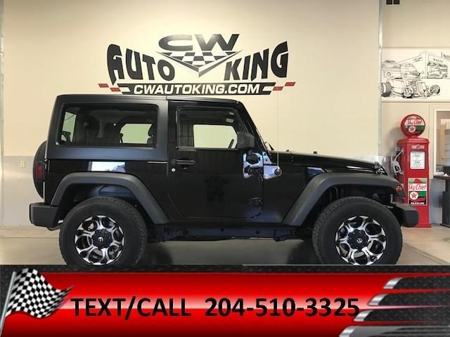 2013 Jeep Wrangler Sport / Local / No Accidents / Financing #20042316
