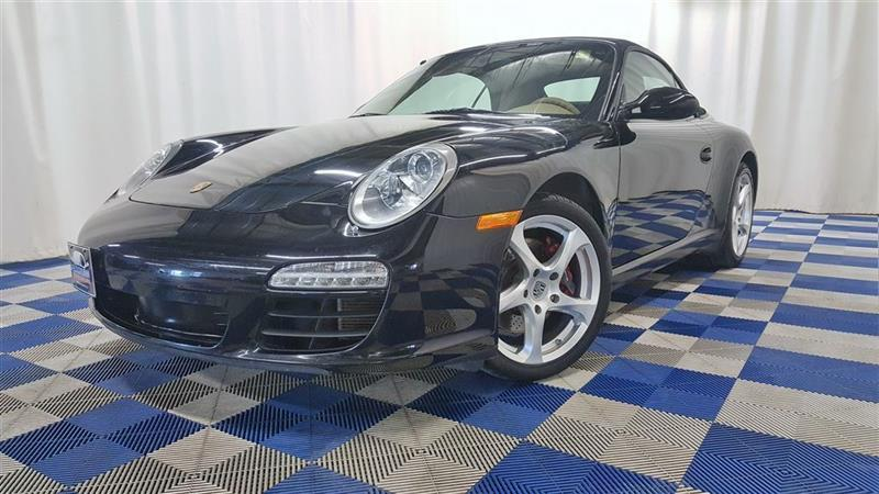 2009 Porsche 911 Carrera 2 Cabriolet/LEATHER/TOUCH SCREEN #LUX11AR02653A