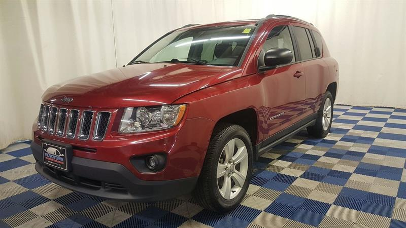 2013 Jeep Compass Sport/North ACCIDENT FREE/ONE OWNER #13JC87950
